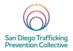 San Diego Trafficking Prevention Collective Logo.